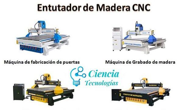Acá te muestro, Qué es el CNC, con un Enrutador de madera CNC