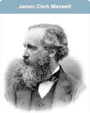 James Clerk Maxwell a partir de sus brillantes ecuaciones. Está claro en que fue el primero en determinar el valor de la velocidad de propagación de una onda electromagnética.