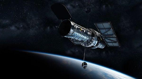 Telescopio Hubble en la Galaxia