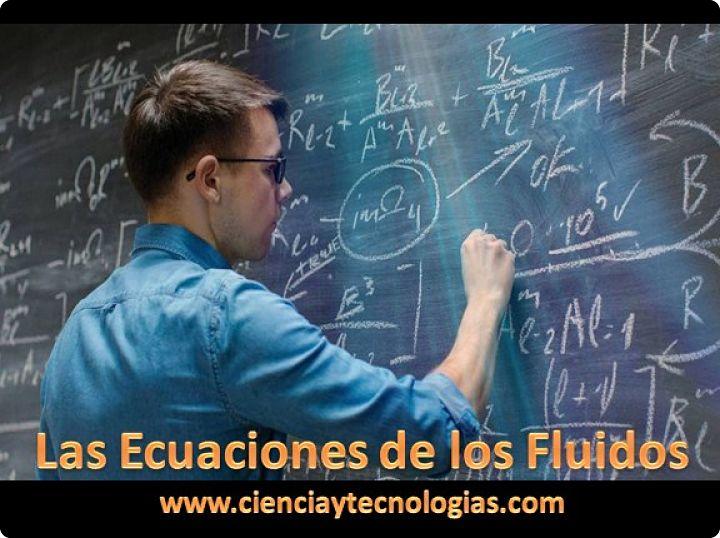 Las Ecuaciones de los Fluidos