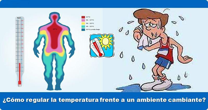 Cómo regular la temperatura frente a un ambiente cambiante