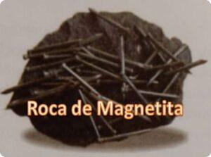 roca de magnetita