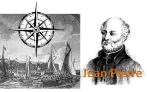 La brújula y Jean pierre