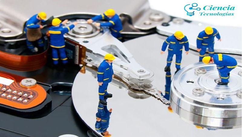 como saber si el disco duro está dañado