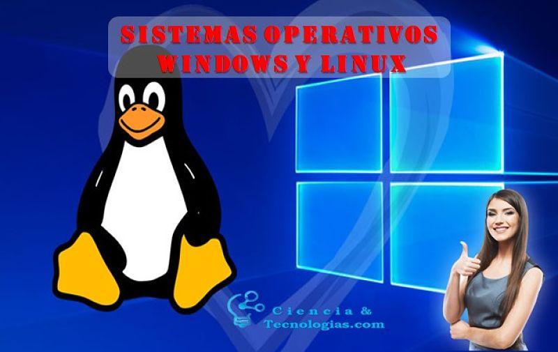 Sistemas Operativos Windows y Linux Cronología