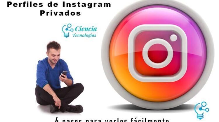 Perfiles privados de Instagram 4 pasos para verlos fácilmente